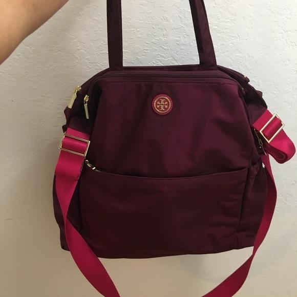 213492f18caa Tory Burch Nylon Travel Diaper Bag